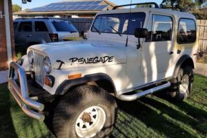 Jeep 1979 Renegade with the Lot Photo