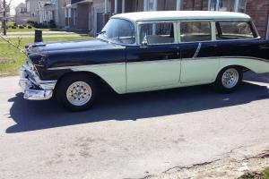 Chevrolet: Bel Air/150/210 Wagon