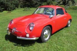 1959 Fiat Abarth Photo