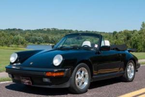 1988 Porsche 911 --