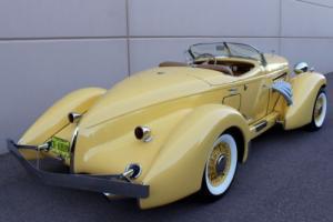 1936 Replica/Kit Makes Auburn Speedster 851