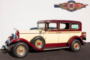 1930 REO Flying Cloud Flying Cloud Custom