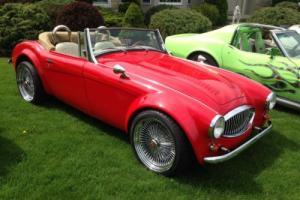 1965 Austin Healey 3000 Replica Photo