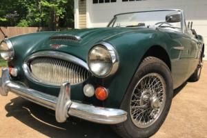 1966 Austin Healey 3000 Mk III Photo