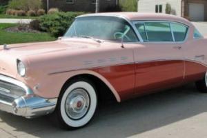 1957 Buick Roadmaster Code 4737SX  75R