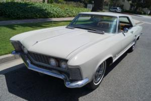 1963 Buick Riviera MATCHING #'S CAR IN RARE 'DESERT SAND'