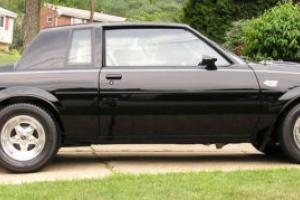 1987 Buick Grand National Grand National Photo