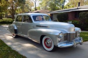 1941 Cadillac Fleetwood Fleetwood 60S Photo