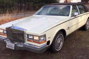 1981 Cadillac Seville Roadster
