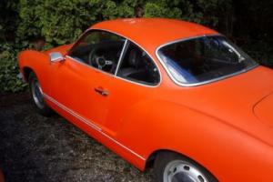 1972 Volkswagen Karmann Ghia Photo
