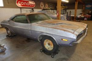 1971 Dodge Challenger Base Photo
