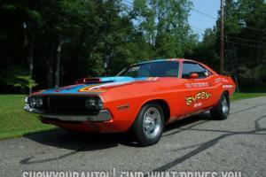 1970 Dodge Challenger -- Photo