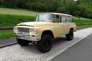 1962 International Harvester Scout Travelall Suburban Photo