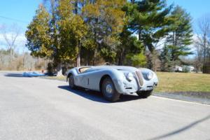 1952 Jaguar XK 120 Photo