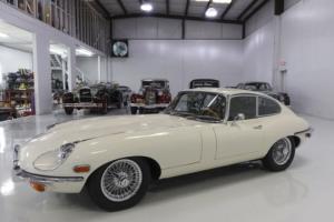 1969 Jaguar E-Type Series II Fixed Head Coupe