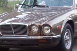 1987 Jaguar Other Vanden Plas Photo