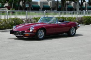 1974 Jaguar XKE V-12 Photo