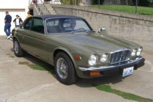 1976 Jaguar XJ12 coupe