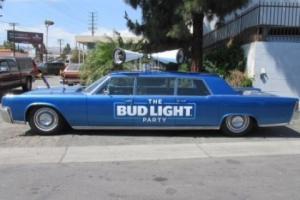 1964 Lincoln Continental Photo