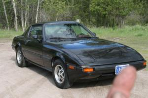 1983 Mazda RX-7 Photo