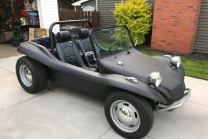 1973 Replica/Kit Makes Clodhopper dune buggy