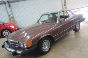 1977 Mercedes-Benz SL-Class Photo