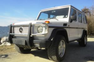 1900 Mercedes-Benz G-Class G-wagon G-class 4x4 4 door LONG WHEEL BASE Photo