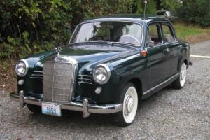 1959 Mercedes-Benz 190-Series Photo