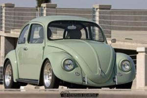 1967 Volkswagen Beetle - Classic sunroof