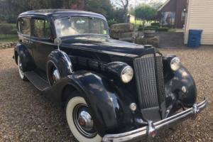 1937 Packard Super 8 1501 Touring Sedan Super 8 1501 Touring Sedan