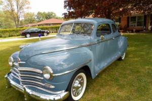 1948 Plymouth Special DeLuxe Photo