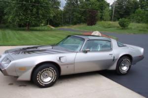 1979 Pontiac Trans Am 10th anniv. Photo