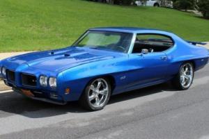 1970 Pontiac GTO LS1 Pro-Touring Photo