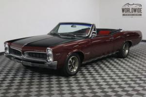 1967 Pontiac Tempest 400CI ENGINE CUSTOM CONVERTIBLE Photo