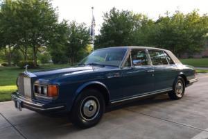 1985 Rolls-Royce Silver Spirit/Spur/Dawn