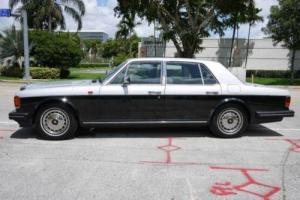1989 Rolls-Royce Silver Spirit/Spur/Dawn --