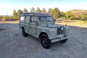 1967 Land Rover series 2 a 109 Photo