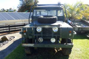 1971 Land Rover Series 2a skippy 88""
