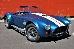 1965 Shelby Cobra SC 427 CSX 6000 Series