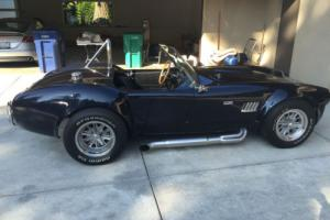 1965 Shelby AC Cobra Kit