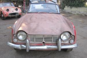 1964 Triumph Tr4 Photo