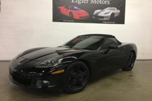 2009 Chevrolet Corvette w/1LT Convertible 6-Speed
