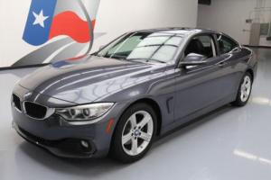 2014 BMW 4-Series 428I COUPE SUNROOF NAVIGATION ALLOY WHEELS