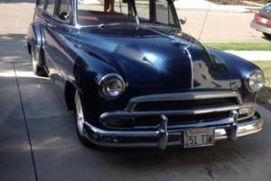 1951 Chevrolet Other 4 door wagon