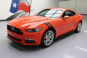 2015 Ford Mustang ECOBOOST PREMIUMYEARS AUTO