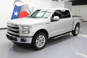 2015 Ford F-150 LARIAT CREW 4X4 ECOBOOST PANO ROOF NAV