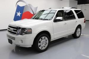 2012 Ford Expedition LIMITED SUNROOF NAV DVD 20'S