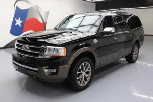 2017 Ford Expedition EL XLT ECOBOOST 4X4 SUNROOF NAV