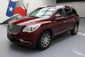 2017 Buick Enclave LEATHER 7PASS DUAL SUNROOF NAV