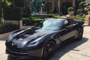 2014 Chevrolet Corvette Photo